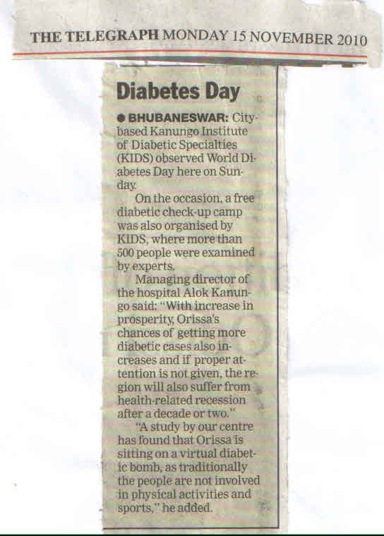 Diabetes-Related Press Releases and Media Advisories